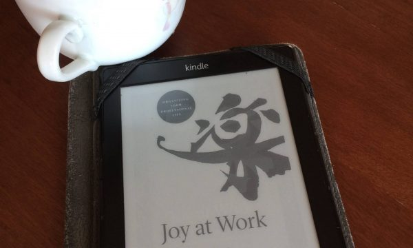 Joy at Work – Marie Kondo, Scott Sonenshein