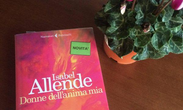 Donne dell'anima mia – Isabel Allende