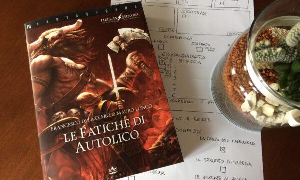 Le fatiche di Autolico – Francesco DiLazzaro & Mauro Longo
