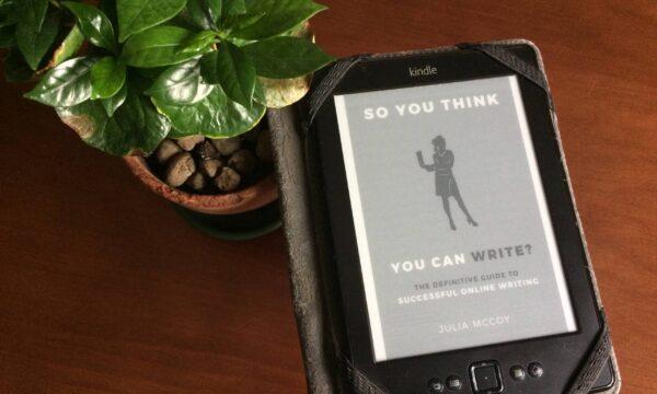 So You Think You Can Write? – Julia McCoy