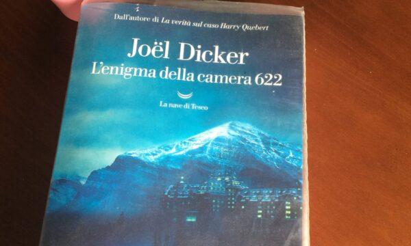 L'enigma della camera 622 – Joel Dicker